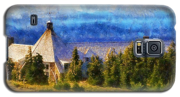Timberline Lodge Galaxy S5 Case