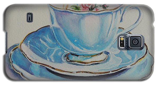 Time For Tea Sold Galaxy S5 Case