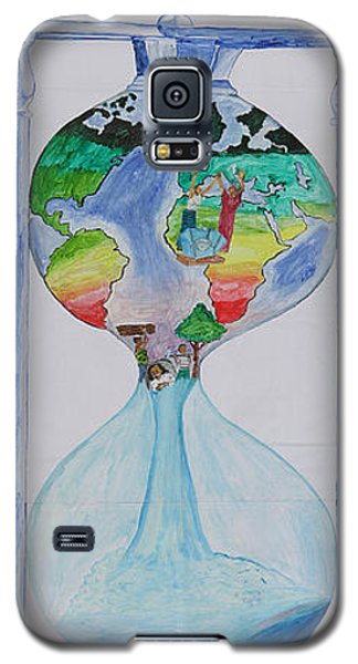 Time Is Running Out Galaxy S5 Case