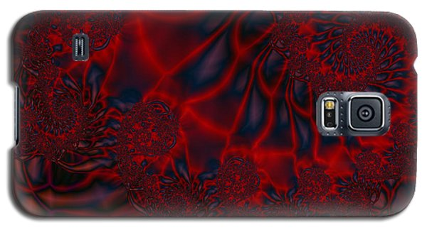 Galaxy S5 Case featuring the digital art Time Slide by Elizabeth McTaggart