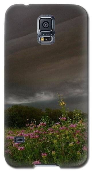 Time To Run Galaxy S5 Case by Tim Good