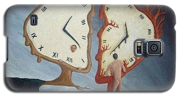 Time Travel Galaxy S5 Case by Steve  Hester