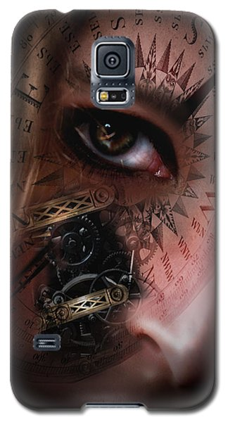 Time Travler  Galaxy S5 Case by Nathan Wright