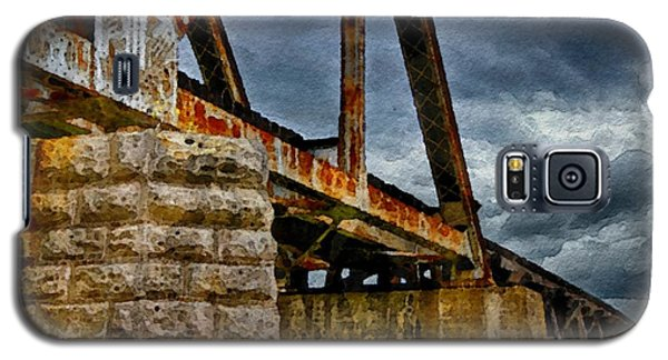 Time Trestle Wc Galaxy S5 Case