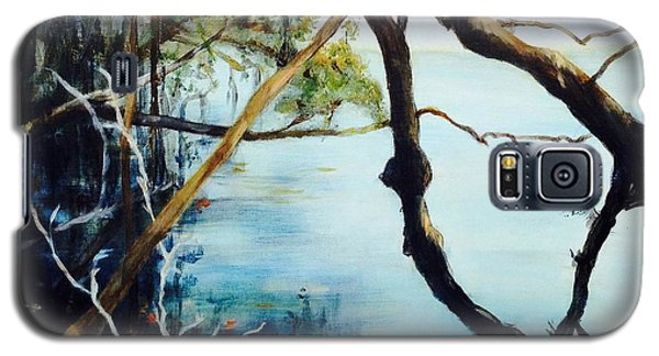 Timeless Forest Galaxy S5 Case by Mary Lynne Powers