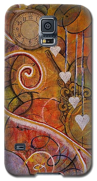 Timeless Love Galaxy S5 Case by Jane Chesnut