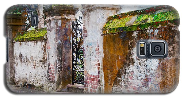 Brick Wall Charleston South Carolina Galaxy S5 Case