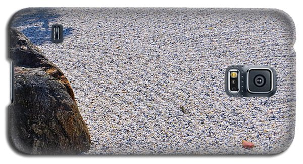 Galaxy S5 Case featuring the photograph Timeless Zen by Joy Hardee