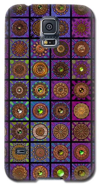 Timepieces One Dingbat Quilt Galaxy S5 Case