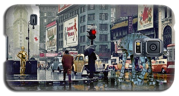 Times Square 1943 Reloaded Galaxy S5 Case