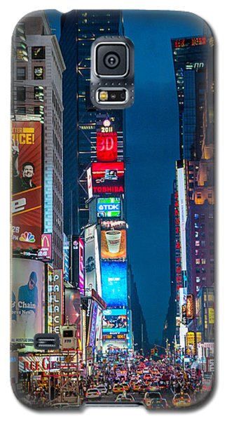 Times Square I Galaxy S5 Case