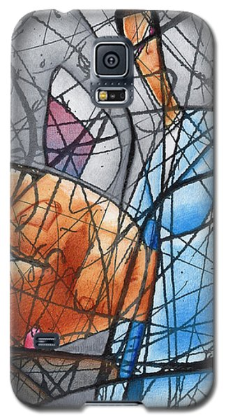 Time's Up Galaxy S5 Case