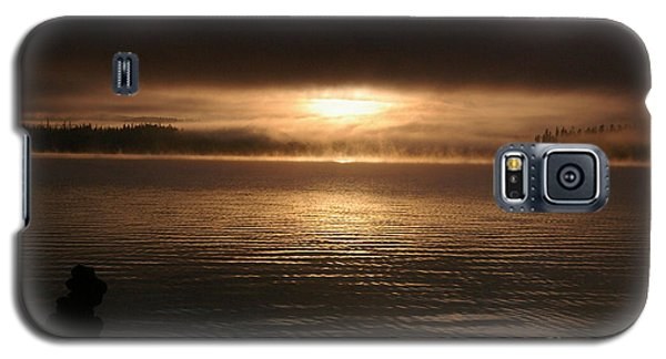 Timothy Lake Mysterious Sunrise 2 Galaxy S5 Case