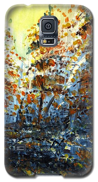 Tim's Autumn Trees Galaxy S5 Case