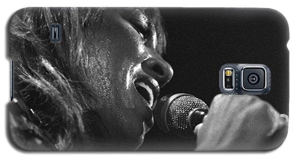 Tina Turner 1 Galaxy S5 Case