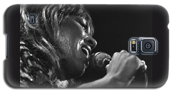 Tina Turner 1 Galaxy S5 Case