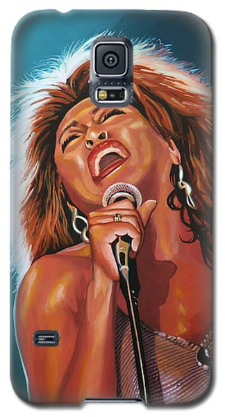 Rhythm And Blues Galaxy S5 Case - Tina Turner 3 by Paul Meijering