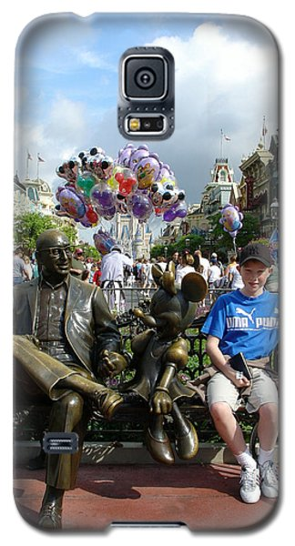 Galaxy S5 Case featuring the photograph Tingle Time by David Nicholls