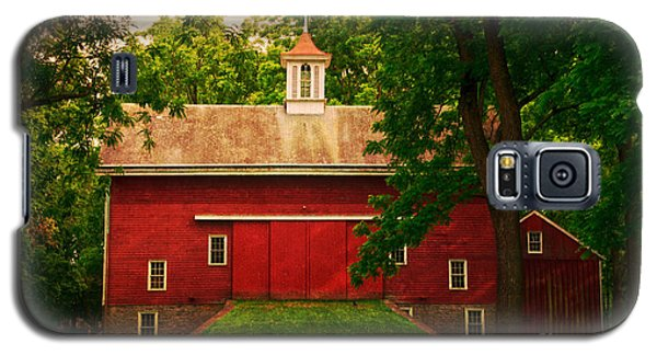 Tinicum Barn In Summer Galaxy S5 Case