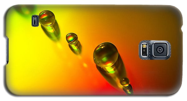 Tiny Bubbles Galaxy S5 Case by Ross G Strachan