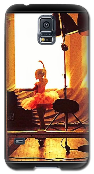 Tiny Dancer Galaxy S5 Case by Carrie OBrien Sibley