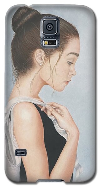 Tiny Dancer Galaxy S5 Case by Dee Dee  Whittle
