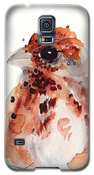 Tiny Sparrow Galaxy S5 Case