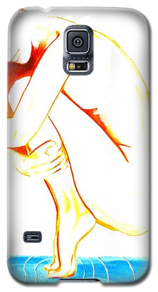 Tippy Toes Galaxy S5 Case