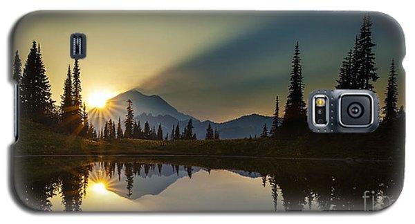 Tipsoo Rainier Sunstar Galaxy S5 Case