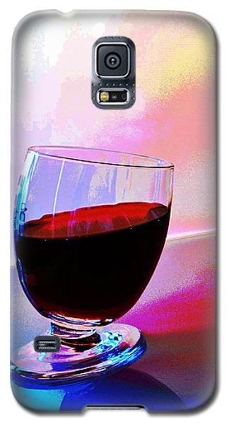 Galaxy S5 Case featuring the photograph Tipsy by Ludwig Keck
