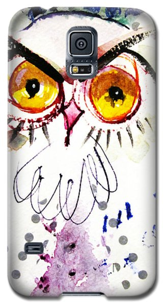 Tipsy Owl Galaxy S5 Case