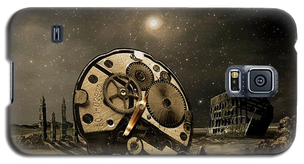 Tired Old Time Galaxy S5 Case