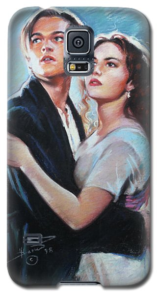 Titanic Jack And Rose Galaxy S5 Case