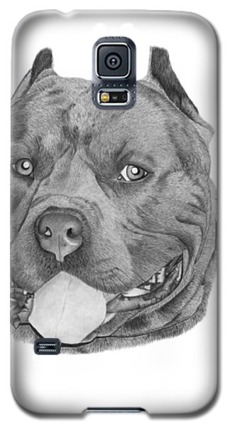 Titus - 024 Galaxy S5 Case by Abbey Noelle