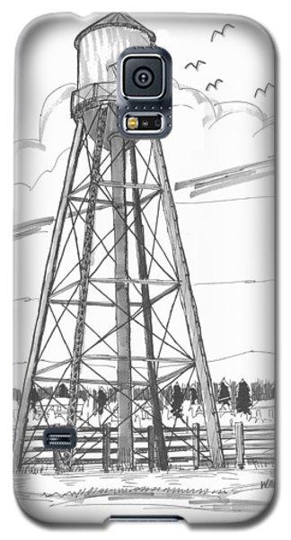 Tivoli Water Tower Galaxy S5 Case