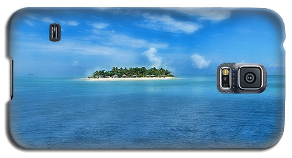 Tivua Island Awaits You Galaxy S5 Case