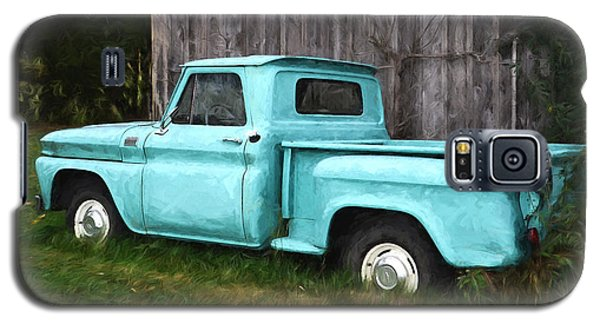 To Be Country - Vintage Vehicle Art Galaxy S5 Case by Jordan Blackstone