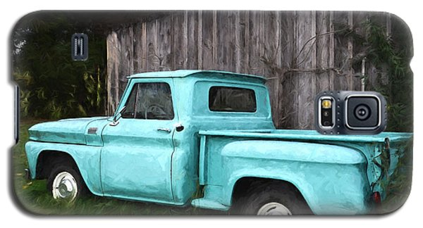 To Be Country - Vintage Vehicle Art Galaxy S5 Case