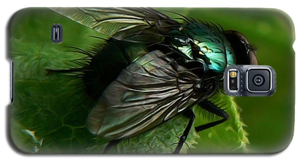 To Be The Fly On The Salad Greens Galaxy S5 Case