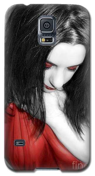 Galaxy S5 Case featuring the photograph To Bring You My Love by Heather King