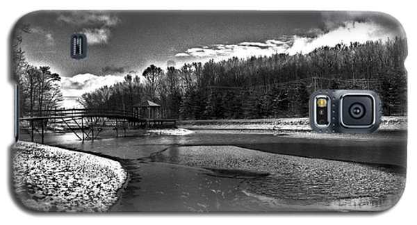 Galaxy S5 Case featuring the photograph To Grand Mother's House by Robert McCubbin