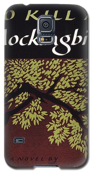 Mockingbird Galaxy S5 Case - To Kill A Mockingbird, 1960 by Granger