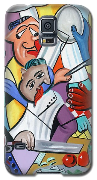 To Many Cooks In The Kitchen Galaxy S5 Case