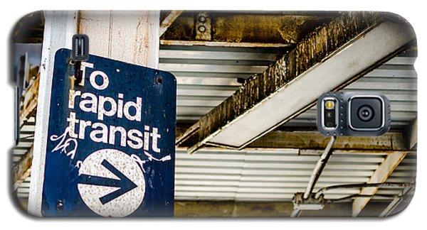 To Rapid Transit Galaxy S5 Case