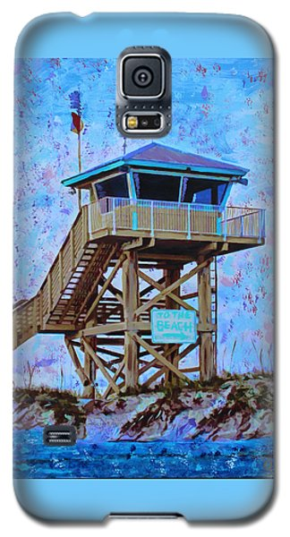 To The Beach Galaxy S5 Case