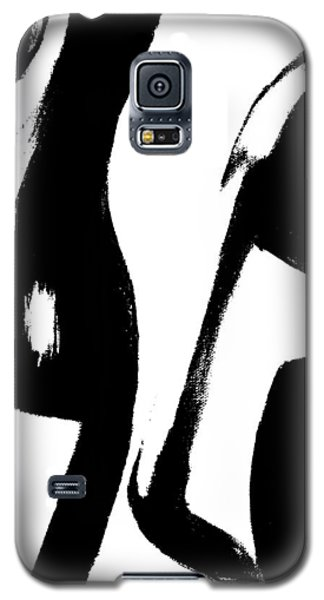 Galaxy S5 Case featuring the painting To The Good Life by Lisa Kaiser