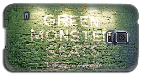 To The Green Monster Seats Galaxy S5 Case