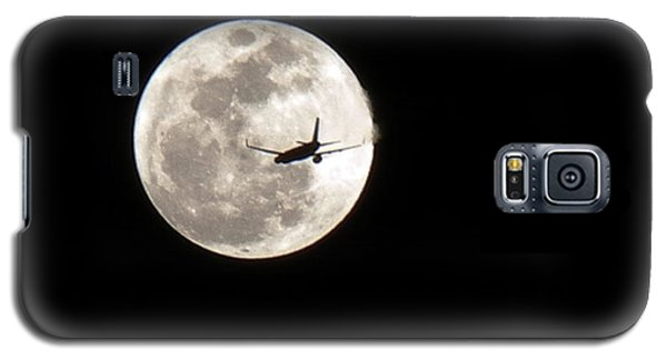 To The Moon Galaxy S5 Case