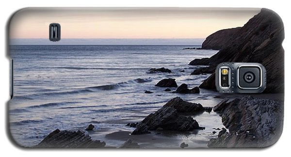 To The Sea Galaxy S5 Case by Christine Drake