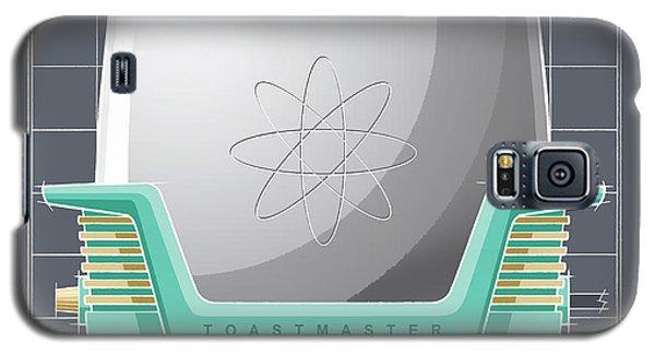 Toastmaster - Aqua Galaxy S5 Case